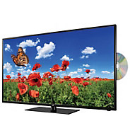 GPX 43 1080p DLED HDTV with Built-in Upconverting DVD Player - E289562
