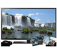 Samsung 55 Class Smart HDTV with App Pack andHDMI Cable - E290262