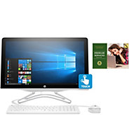 HP 24 Touch All-in-One - Core i5, 8GB RAM, 1TBHDD - E292362