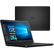 Dell 15 Laptop Windows 10 Intel Quad Core 4GB RAM 500GBHD Tech & Office - E229063