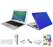 Apple MacBook Air 13, Clip Case, Wireless Mouse, Tech & More - E230063