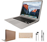 Apple MacBook Air 13 Bundle w/ Clip Case & Accessories - E231163