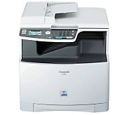 Color Laser Multifunction Printer with Fax Preview - E250663