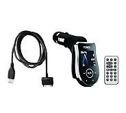 Naxa 5-in-1 Accessory Kit for iPod and iPhone - E253463