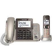 Panasonic Digital Phone & Answering System w/ 1Handset - E283363