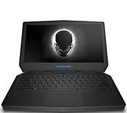Dell 13 Alienware Notebook - Intel Core i7, 16GB, 500GB HDD - E286363
