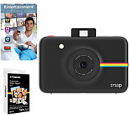 Polaroid Snap Instant Digital Camera - E290863