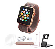 Apple Watch Series 3 Cellular 42mm Sport LoopBand - Gold - E293163