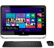 HP 23 Touch All-in-One AMD A8 Quad Core 8GB RAM 1TB HDD w/Tech Support - E227664