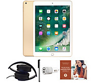 Apple iPad 9.7 32GB Wi-Fi Tablet with Headphones and Accessories - E231964