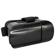 iLive Virtual Reality Goggles with 3D Video Playback - E289564