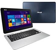 Asus 11.6 Transformer 2-in-1 Tablet Intel 32GB SSD w/ Windows 8.1 - E227665
