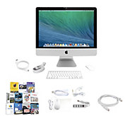 Apple 21 iMac Intel Core i5 8GB RAM 1TB HDD & Software Suite - E229865