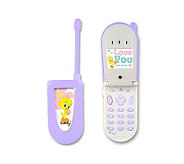Tweety TW4221 Flip Phone Style Walkie Talkies - E250065