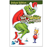 How the Grinch Stole Christmas (Classic) DVD - E263665