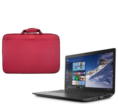 Toshiba 17 Satellite Laptop