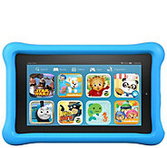 Amazon Fire Kids Edition 7 8GB Wi-Fi Tablet with Case - E289165