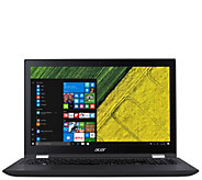 Acer Spin 3 15.6 Touch 2-in-1, Intel i3, 4GB RAM, 500GB HDD - E290165