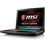 MSI 17.3 Gaming Laptop - Intel i7, 16GB RAM, 256GB SDD - E290865