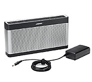 Bose SoundLink Bluetooth Speaker III - E225866