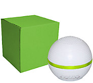 Electro Beats Bluetooth Wireless LED Rechargeable Speaker - E225966