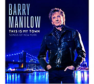 Barry Manilow This Is My Town Songs of New York CD With Bonus CD - E230566