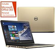 Dell 15 Laptop AMD Quad Core 6GB RAM 1TB HDD LifetimeSupport - E230966
