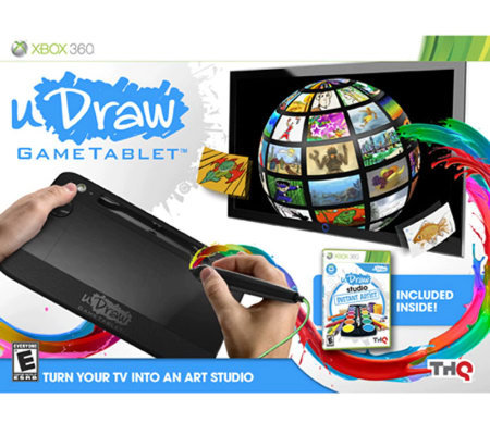 uDraw Tablet with Instant Artist - Xbox 360