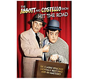 Abbott and Costello Show: Hit the Road DVD - E263066