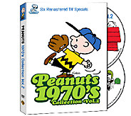 Peanuts: 1970s Collection DVD Volume II - E285266