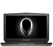 Dell 17 Alienware Laptop - Intel Core i7, 8G BRAM, 1TB HDD - E285666
