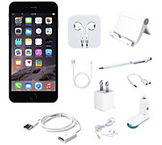 Apple iPhone 6 Plus 64GB Unlocked Smartphone w/ Accessories - E286666