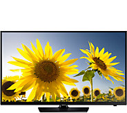Samsung 40 Class LED HDTV - E287266