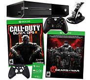 Xbox One 500GB Gears of War Bundle with Black Ops 3 - E287966