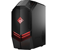 HP OMEN Gaming Desktop - AMD Octa-Core, 16GB RAM, 2TB HDD - E291566