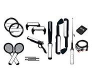 Gamefitz White 17-in-1 Sports Pack - Nintendo Wii - E247667