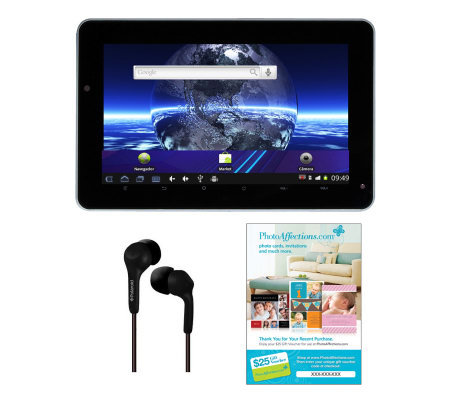 "SuperSonic 7"" Android 4.1 Touchscreen Tablet"