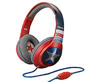 Captain America Over-the-Ear Headphones - E284367