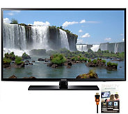 Samsung 65 Class Smart LED 1080p HDTV w/ App Pack and HDMI - E288367