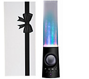 As Is Craig Bluetooth Dancing Water Speaker with Colored Lights - E228368