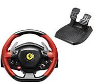 Thrustmaster Xbox One Ferrari 458 Spider RacingWheel - E283568