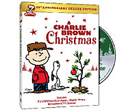 A Charlie Brown Christmas 50th Anniversary Deluxe Edition DVD - E285268