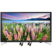 Samsung 32 Class LED 1080p HD Smart TV with two HDMI Cables - E287068