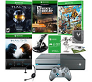 Xbox One 1TB Halo 5 Guardians Bundle with 3 Additional Games - E287968