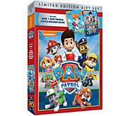 PAW Patrol DVD and Book Set - E290768