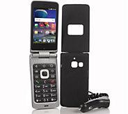Tracfone ZTE Cymbal T 4G LTE Phone Bundle - E292168
