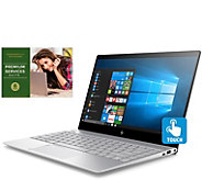 HP ENVY 13 Touch Laptop - Core i7, 8GB RAM, 256 SSD - E292368