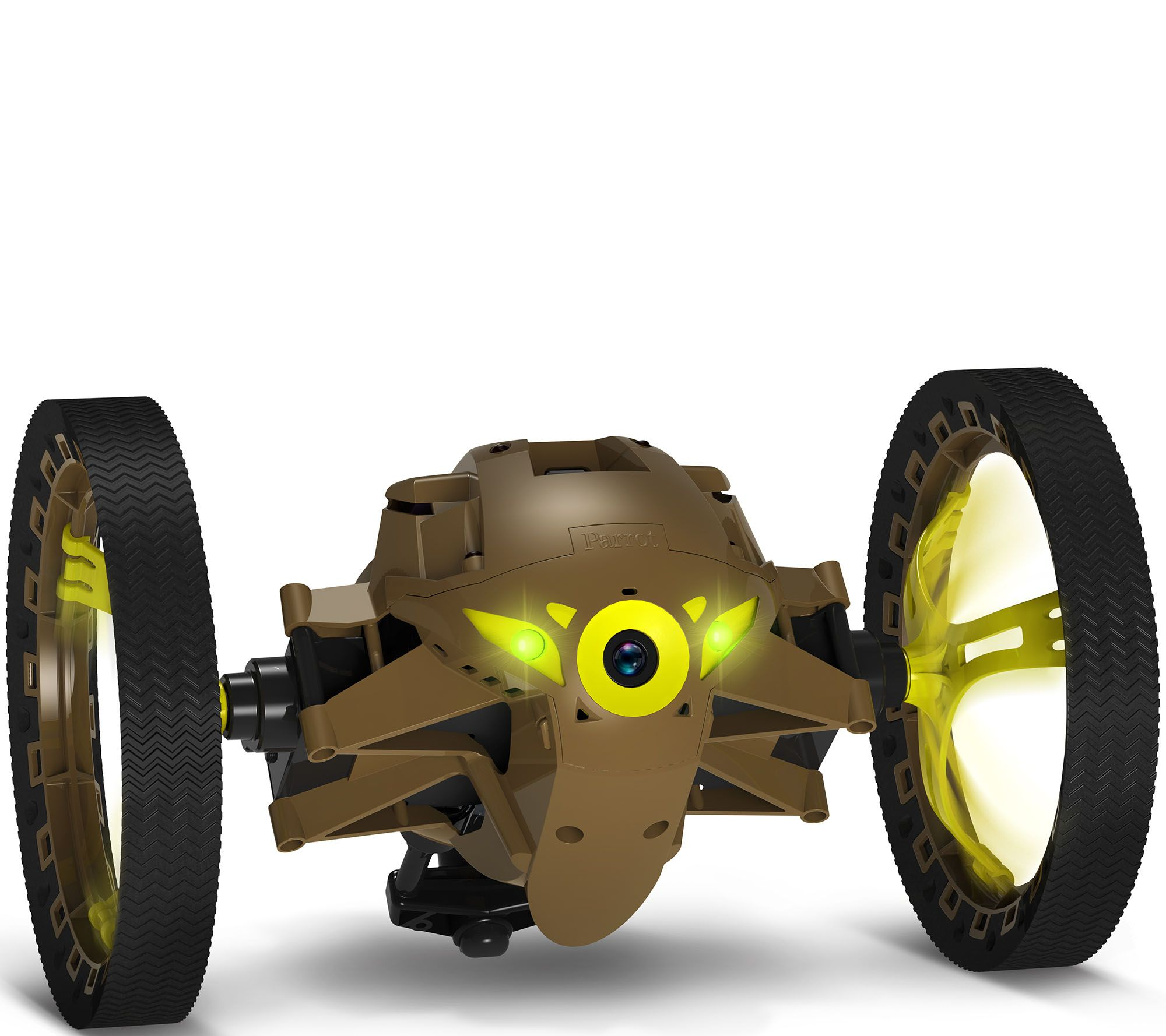 Parrot Jumping Sumo Indoor/Outdoor Ground Drone