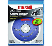 Maxell Blu-ray Disc & HD DVD Lens Cleaner - E245669