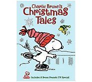 Charlie Browns Christmas Tales DVD - E263669